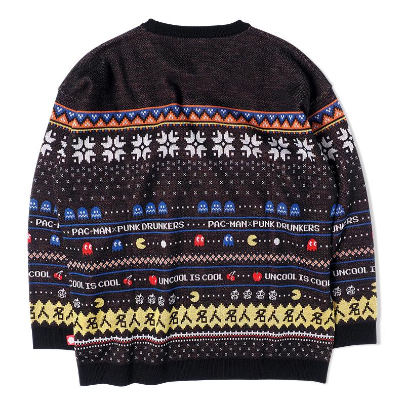 [PDSxPAC-MAN]名人セーター