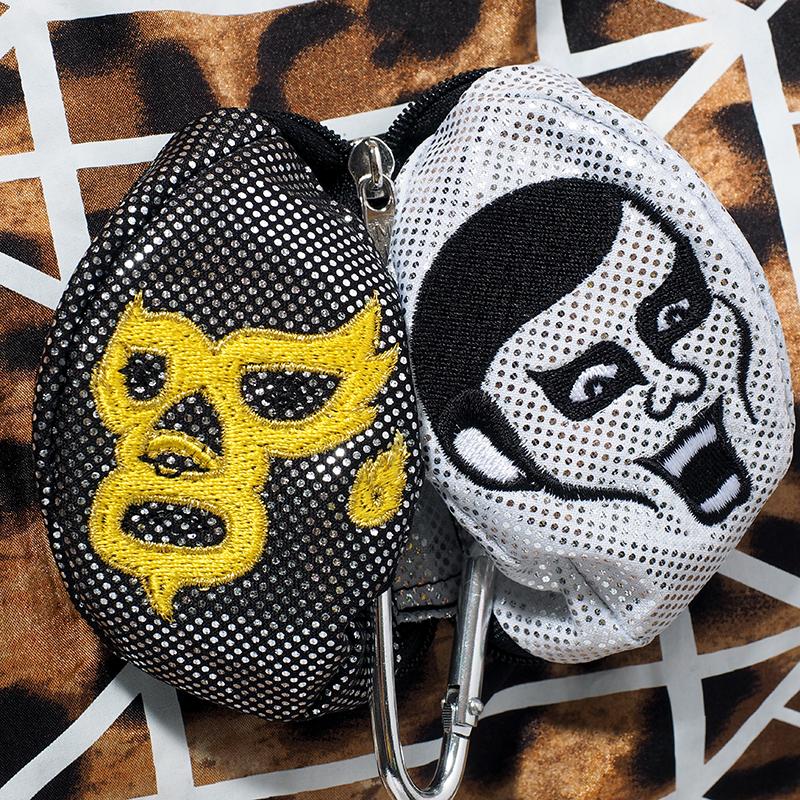 【予約・6月入荷】[PDSxHAOMING]マスク型エコBAG
