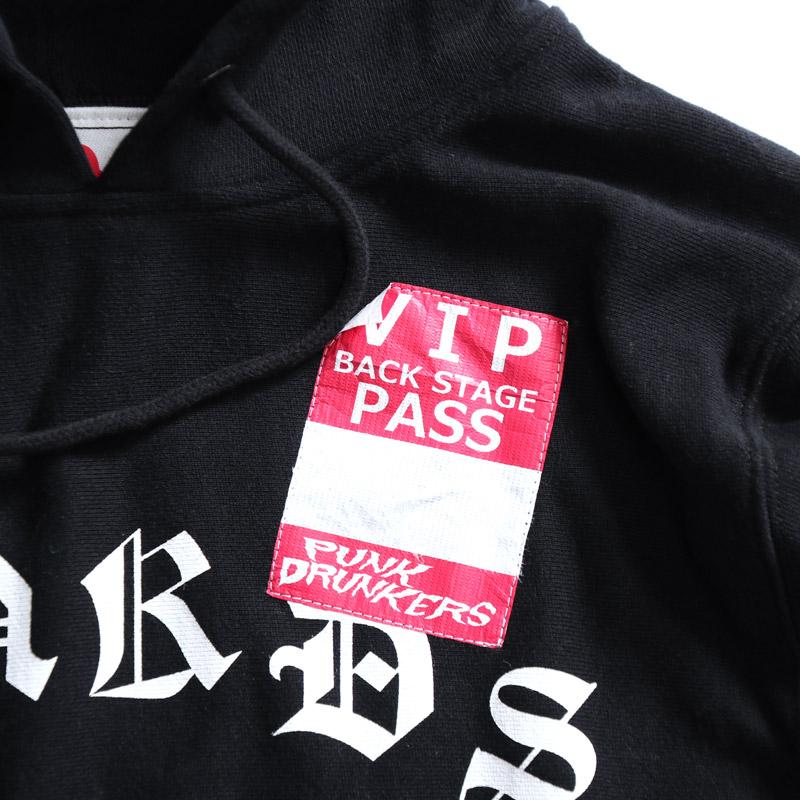 VIP PASSパーカ