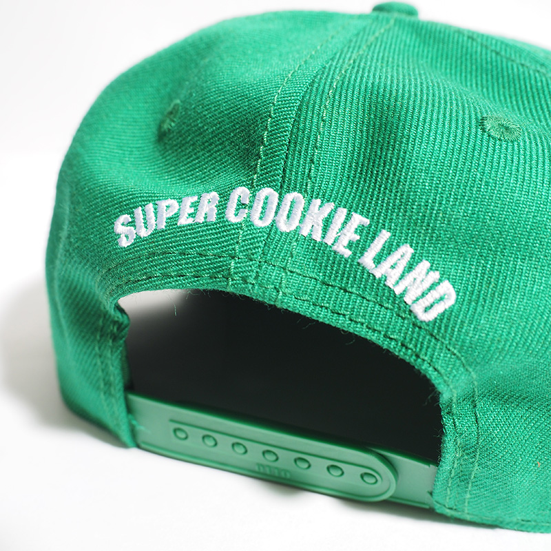 [SUPER COOKIE LAND]ウジ飼いたぬきCAP
