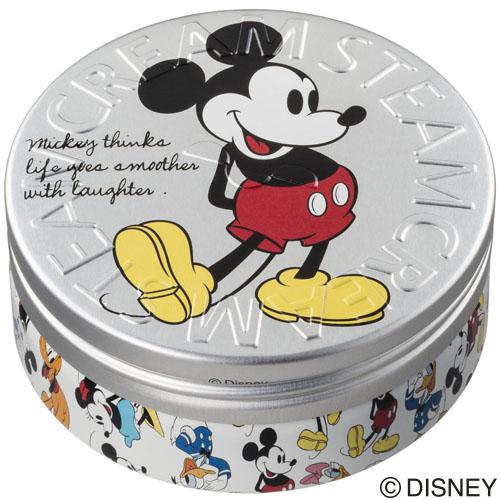 ミッキーマウス・アンド・フレンズ /スチームクリーム限定デザイン