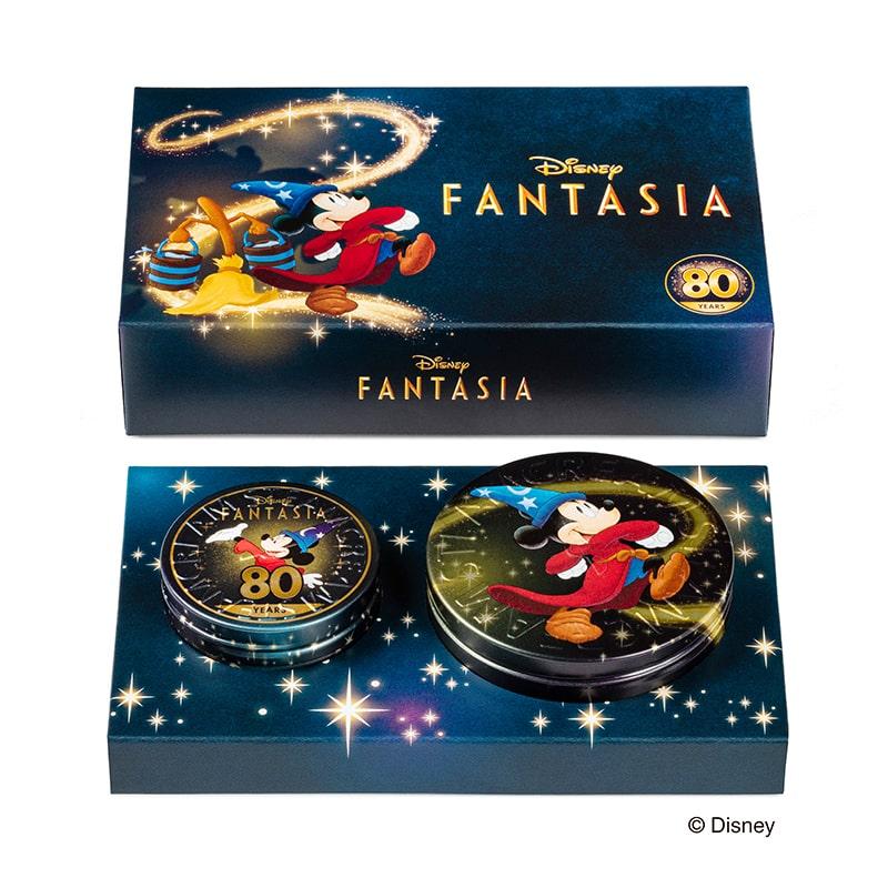 ディズニーデザインセット -ファンタジア-  /スチームクリーム限定デザイン