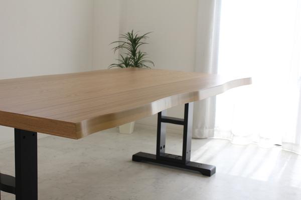 ダイニングテーブル 4人用 和風 和 和モダン ナチュラル 165