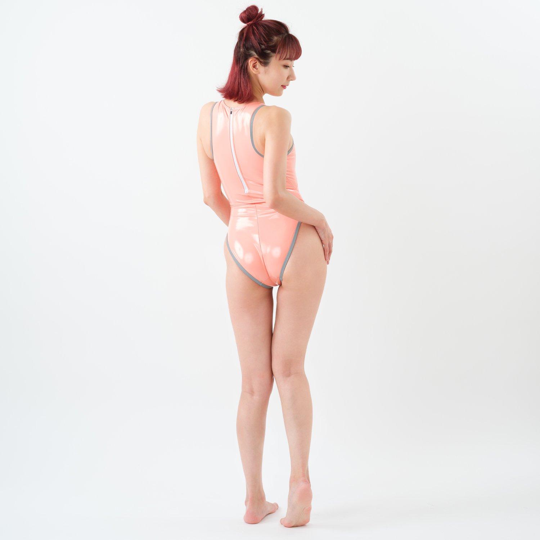 REALISE(リアライズ)【N-999-2021_big】リフレクターメタリックスイムスーツ 4Lサイズ【送料無料】