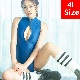 REALISE(リアライズ)【N-0561big】パイピングフロントジッパースイムスーツ 4Lサイズ【送料無料】