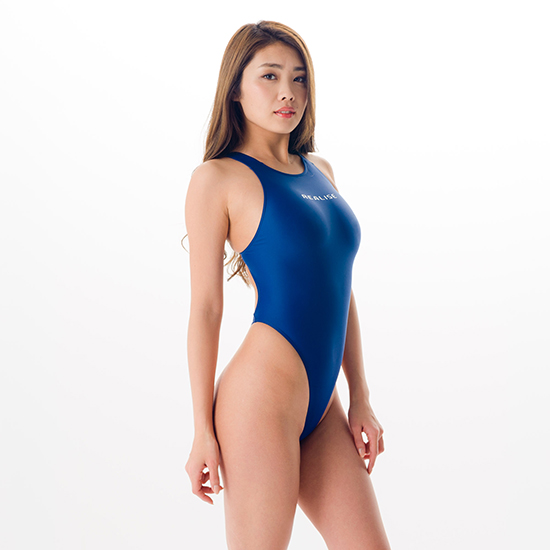 REALISE(リアライズ)【T-111】競泳水着 コスチューム ワンピーススイムスーツ | Circular hole swimsuit / Thong-back(Wカレンダー加工) 【送料無料】