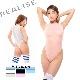 REALISE(リアライズ)【T-2020】シースルー素材 ハイネックボディスーツ   Tバック(イタリアンシアー素材)