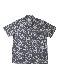 アロハシャツ(Ren・ブラック)