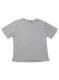 【30%OFF】半袖Tシャツ(グレー杢)