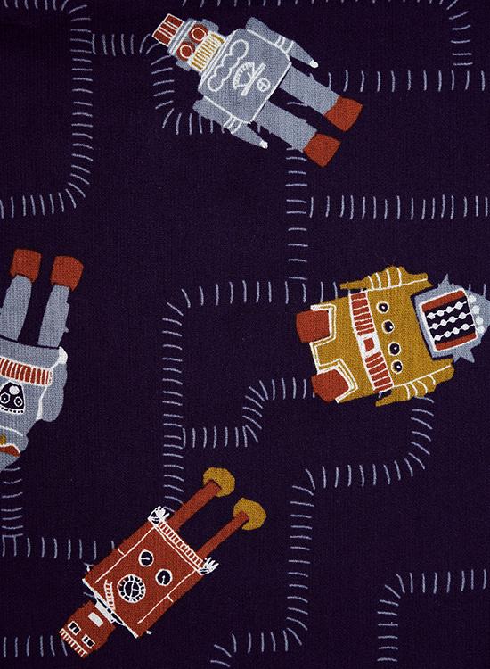 トランクス(金銀銅ロボット)