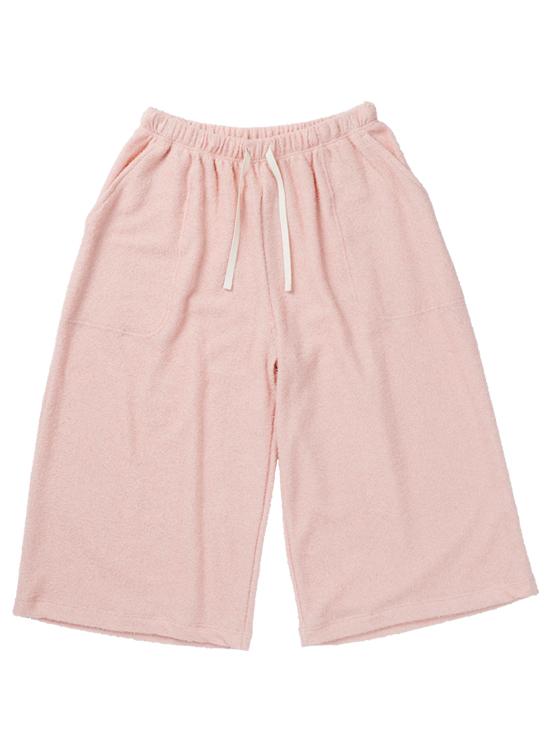 【30%OFF】リラックスパンツ(ピンク杢)