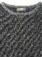 【30%OFF】ソフトパイル 長袖Tシャツ(チャコールグレー杢)
