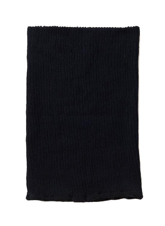 絹と炭のウエストウォーマー(ブラック)