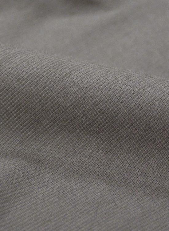 Vネックシャツ(チャコール)