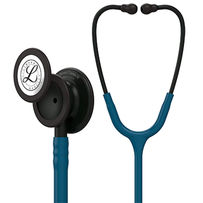 リットマン 聴診器 クラシック� ブラック (黒色加工)
