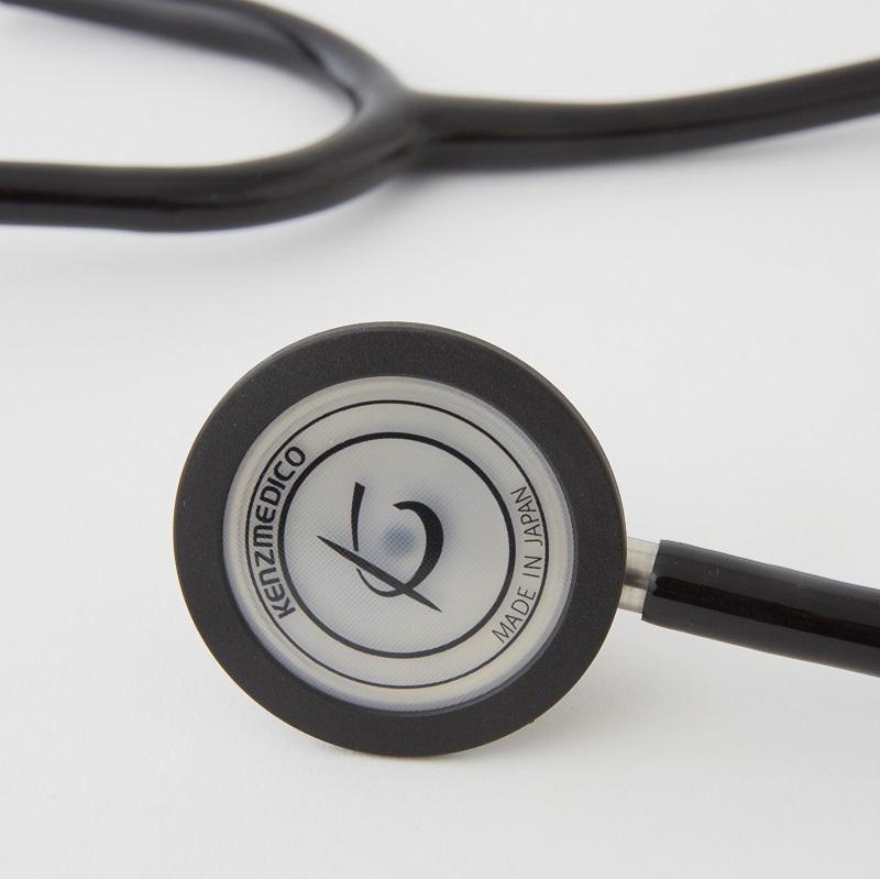 ケンツメディコ 聴診器 フレアーフォネット �137� ブラック