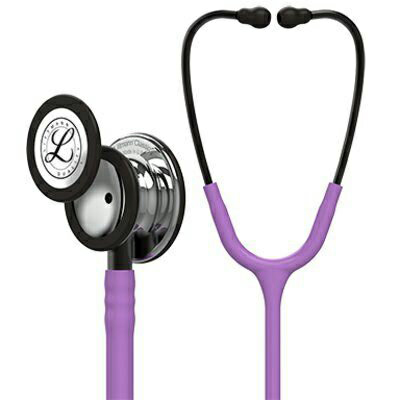 リットマン 聴診器 クラシック� ブラック (ミラー加工)