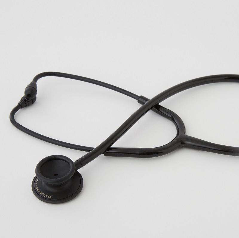 ケンツメディコ 聴診器 フレアーフォネット �137� ブラックエディション
