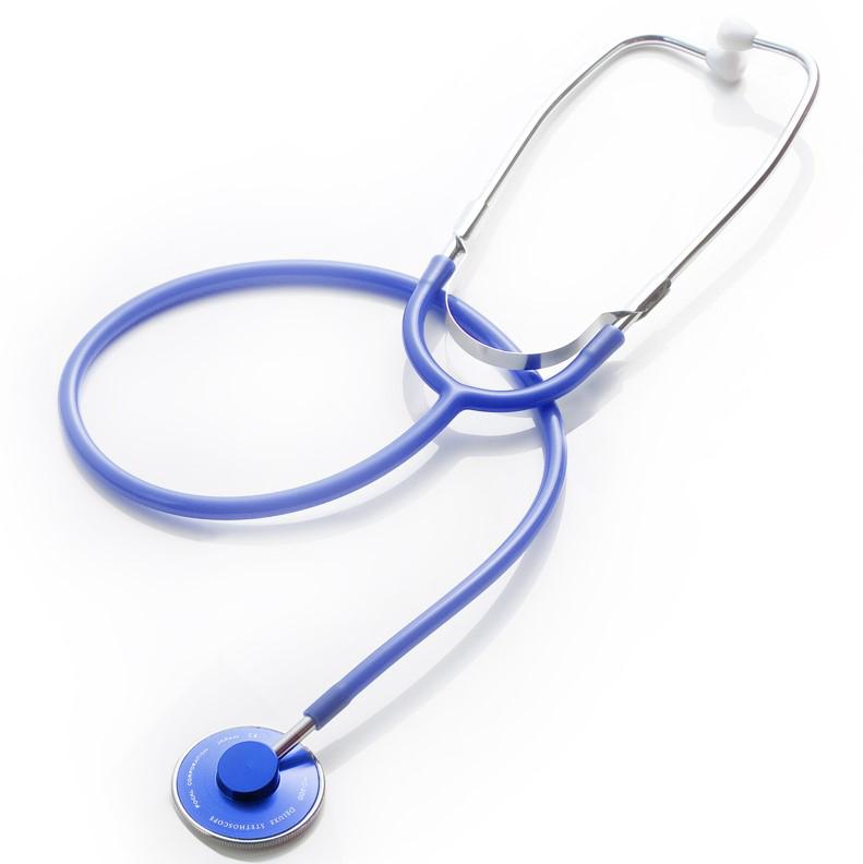 フォーカル 聴診器 シングルヘッド 聴診器 外バネ式