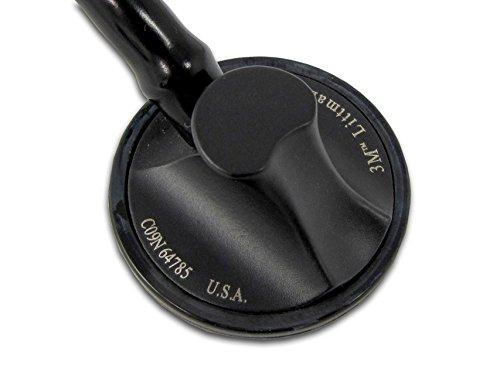 リットマン 聴診器 マスターカーディオロジー ブラック(黒色加工)