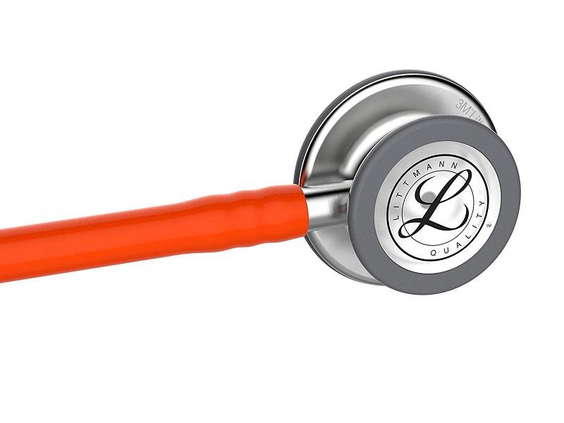 リットマン 聴診器 クラシック� オレンジ