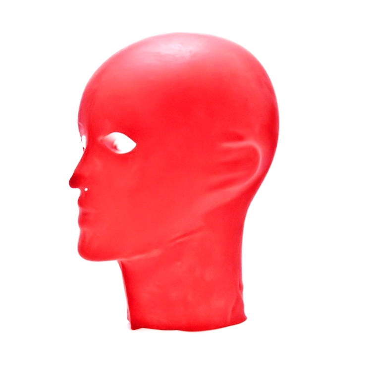 【KURAGE】Men's Anatomical Mask[Red]