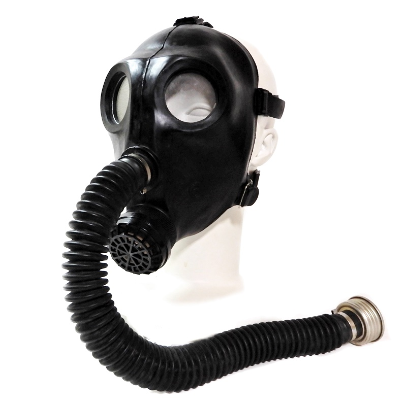 【GasMask】Russian PDF-2SH Gas Mask[BLACK]