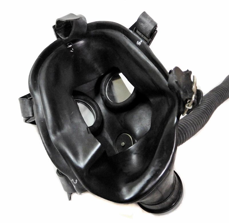 【GasMask】Russian PDF-2SH Gas Mask[BLACK][L] (※キッズサイズ)