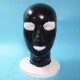 【Latex Moscow】Anatomical Latex Mask[M][L][XL][Black]