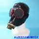 【Fetishak】Russian GP-5 Gasmask Blindfolds[Black×Red]