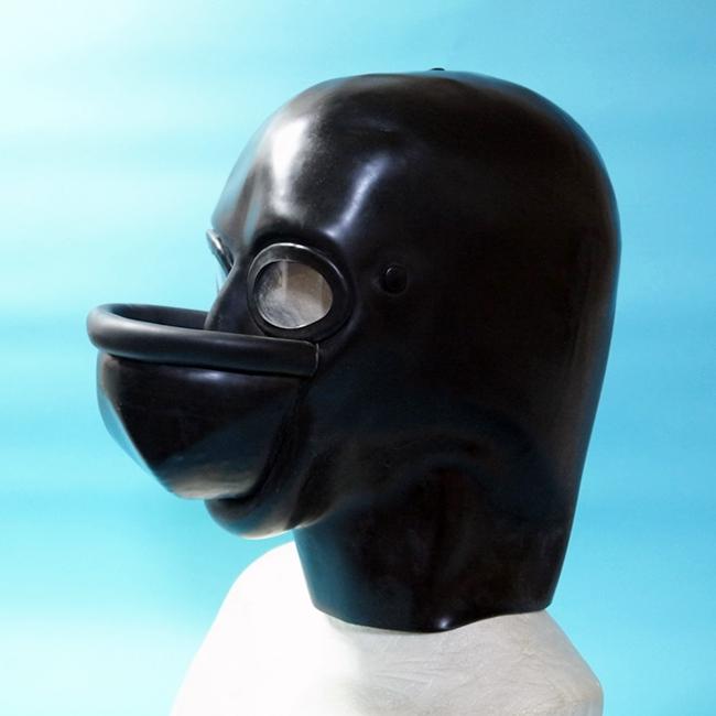 【STUDIO GUM】Toilet Mask TM2[BLACK]