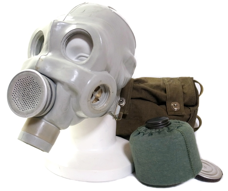 【Gasmask】USSR Gas Mask PMG (EO-18)[Grey]