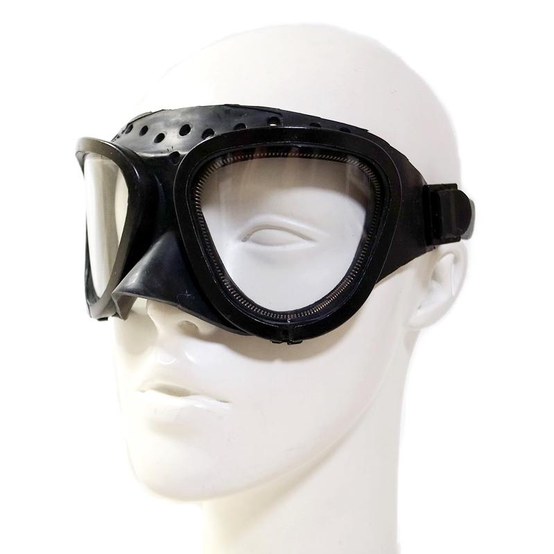 【Goggles】Vintage Rubber PMK Goggles[Black]