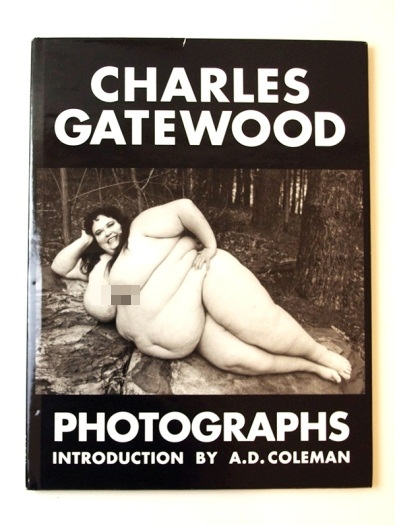【PHOTOGRAPHS The Body & Beyond】 Charles Gatewood 限定本