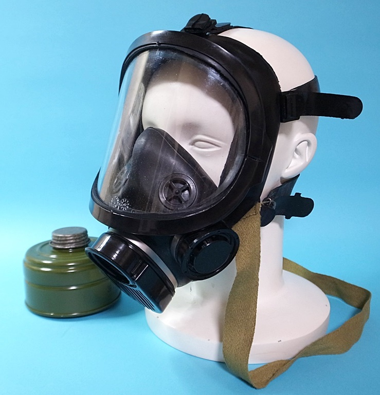 【GasMask】Russian Panoramic PPM-88[Black]