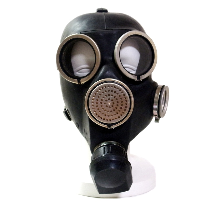 【GasMask】Russian GP-7[BLACK][3](Lサイズ目安)