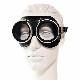 【Goggles】Rubber Safety Goggles MLW[Black]