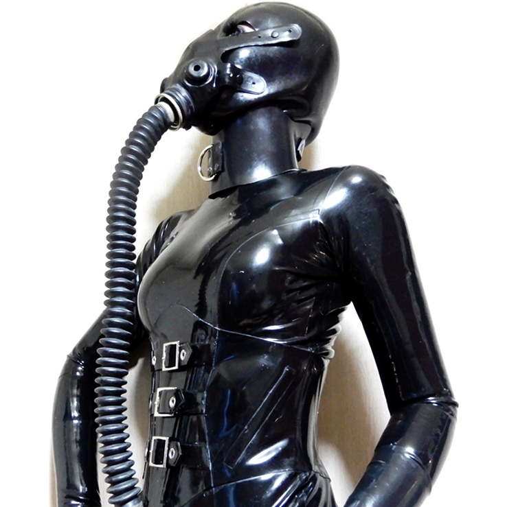 【Tube】Gas Mask Tube 50