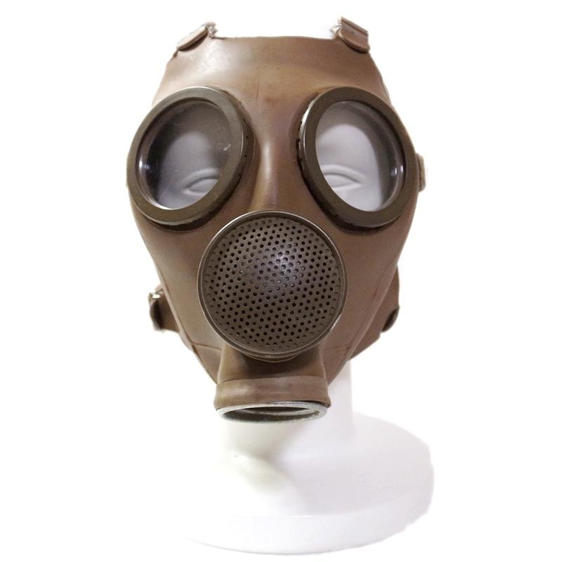 【GasMask】French/Belgium Gas Mask M51[L]