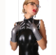 【Latex Moscow】Gloves[Silver][M][L]