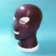 【Latex Moscow】Anatomical Latex Mask[L][Purplel]