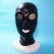 【Latex Moscow】Anatomical Latex Mask:OV[M][L][XL][Black]