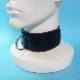 【Bizarre-Rubber-Shop】Collar with D-Ring 5,5 [Black][M][L]
