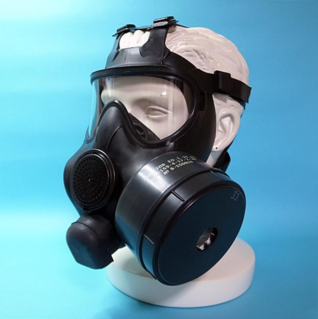 【GasMask】Russian Gas Mask PMK-S[BLACK]