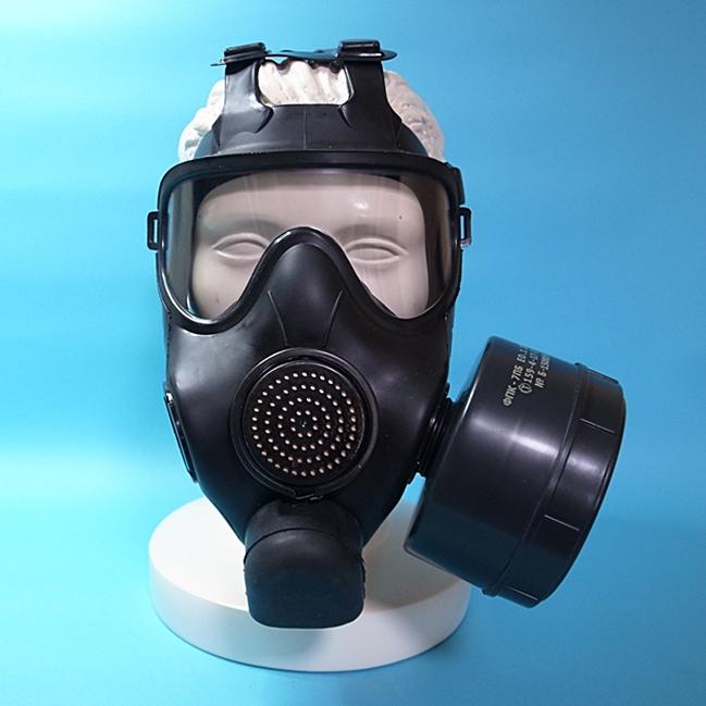 【GasMask】Russian Gas Mask PMK-S [Black][L]