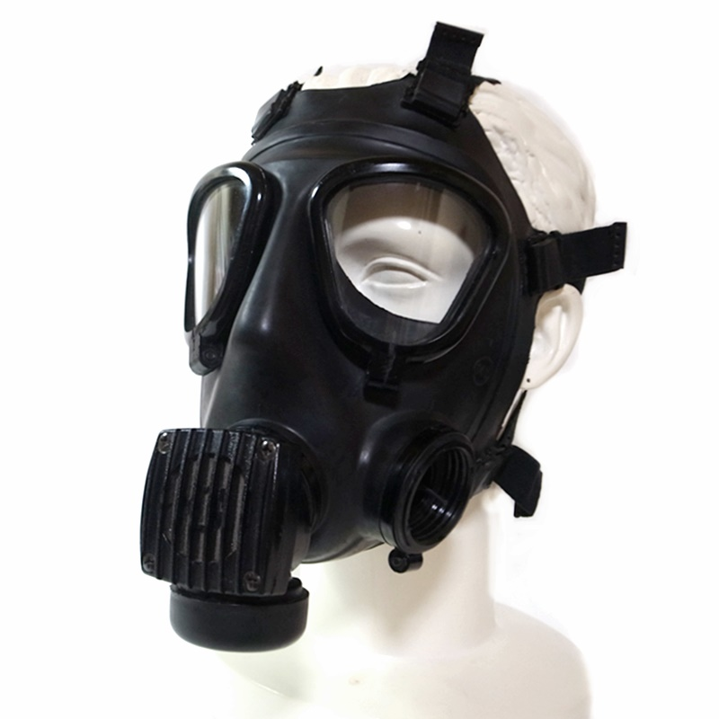 【GasMask】Serbian Military M2FV Gas Mask[Black]