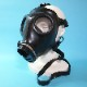 【GasMask】Israeli Civilian Gas Mask[BLACK](フィルター無し)