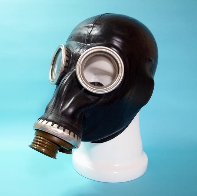 【Gasmask】Russian Gasmask GP-5 [BLACK][XS][S][M][L][XL]