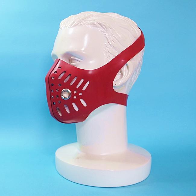 【Regulation】Bike Mask[Red][M]