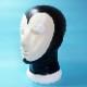【Latex Moscow】Anatomical Latex Mask[L][XL][Black×White]